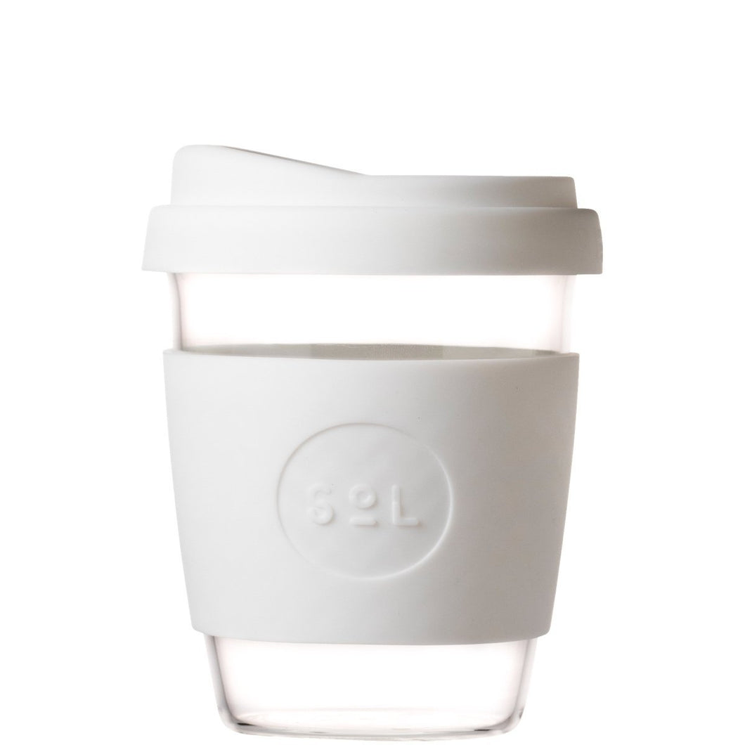 SoL Cup - 12oz - White Wave