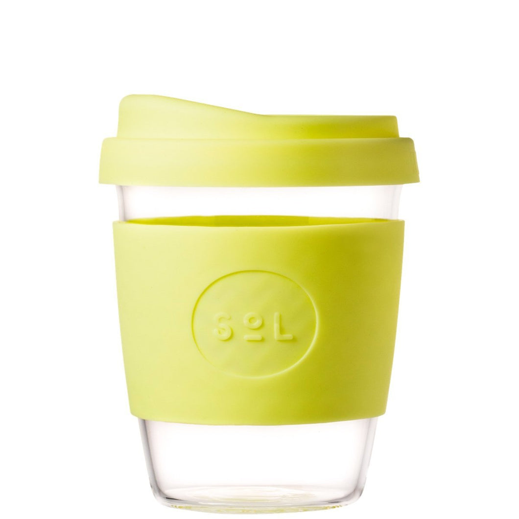 SoL Cup - 12oz - Yummy Yellow