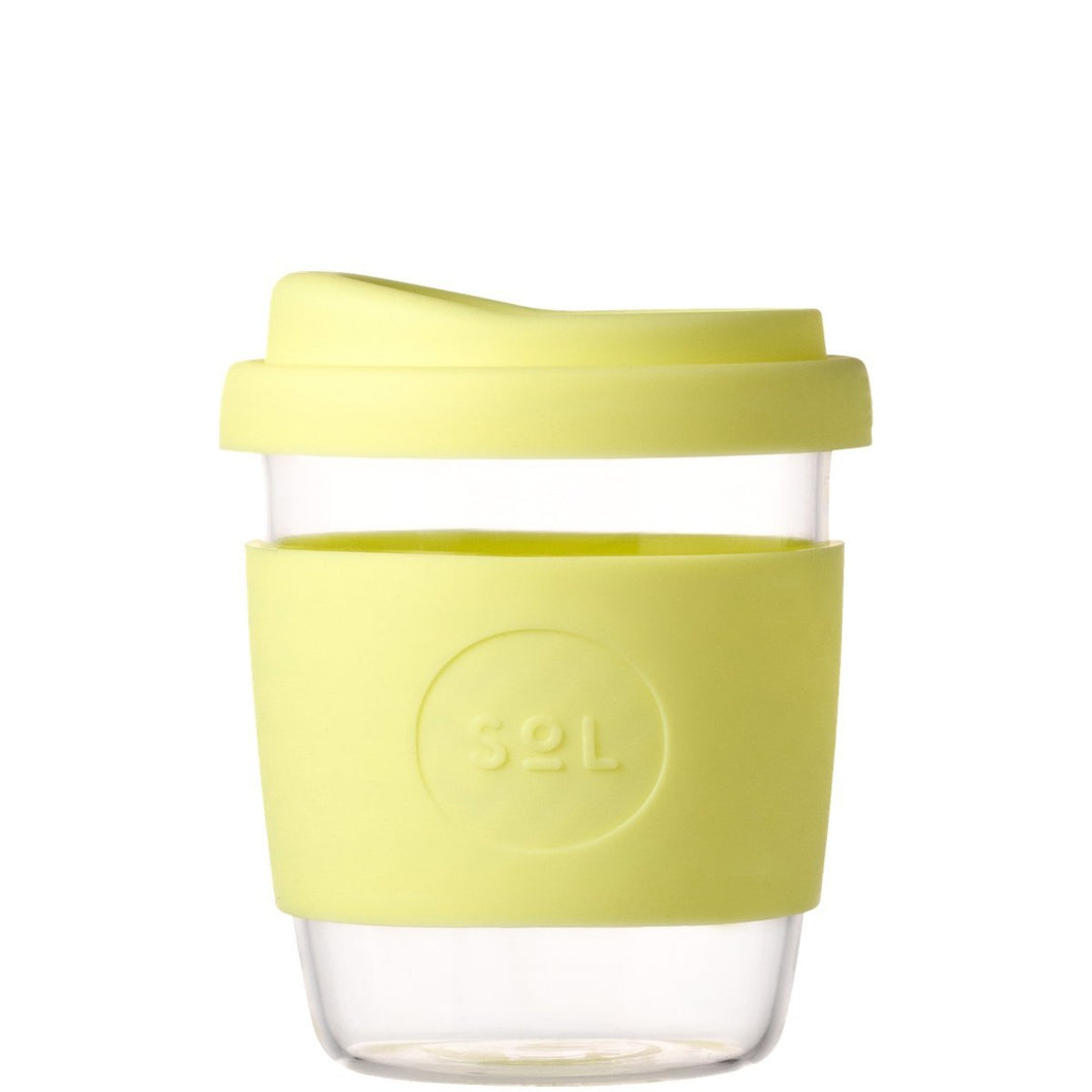 SoL Cup - 8oz - Yummy Yellow