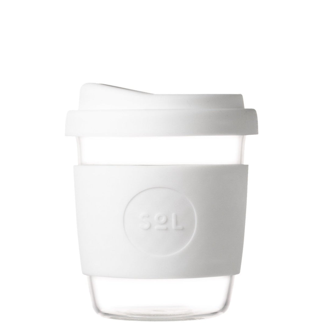 SoL Cup - 8oz - White Wave