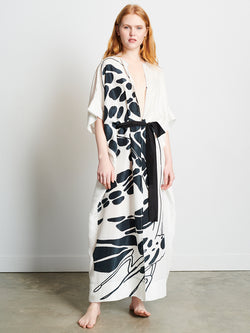 Butterfly Block - Long Kaftan