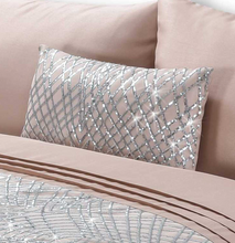 Load image into Gallery viewer, Charleston Blush Duvet Set- Double