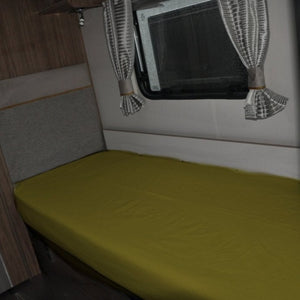 Mushroom single caravan sheet