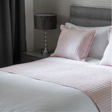 Load image into Gallery viewer, Light Pink Crompton Bed runner