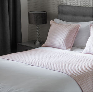 Light Pink Crompton Bed runner