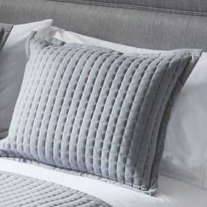 Grey  Crompton Filled Cushion