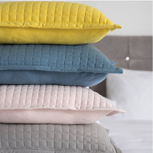 Crompton filled cushions. All colours