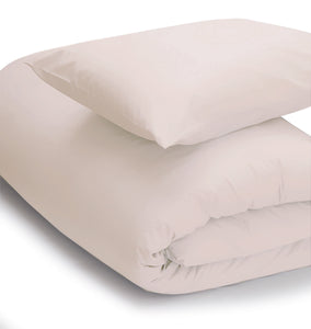 Signature Double Left Hand cut off shape Bedding pack
