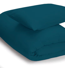 Load image into Gallery viewer, Jade coloured duvet set
