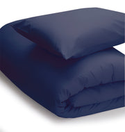 Navy coloured duvet set