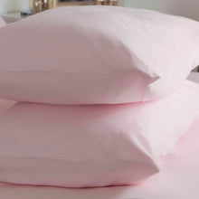 Load image into Gallery viewer, Powder Pink pillowcases