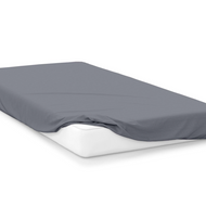 slate grey fitted sheet egyptian cotton