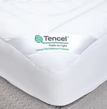 Load image into Gallery viewer, Tencel mattress protector