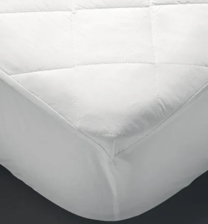 Standard Single Bed Sized Mattress Protector - Waterproof