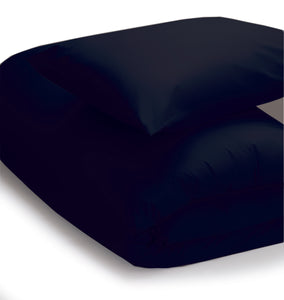 Black colour bedding pack