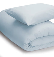 Duck Egg coloured duvet set