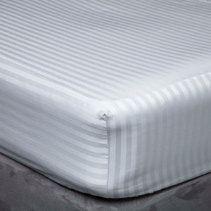 Hotel Suite 500TC Egyptian Cotton fitted Sheet Single