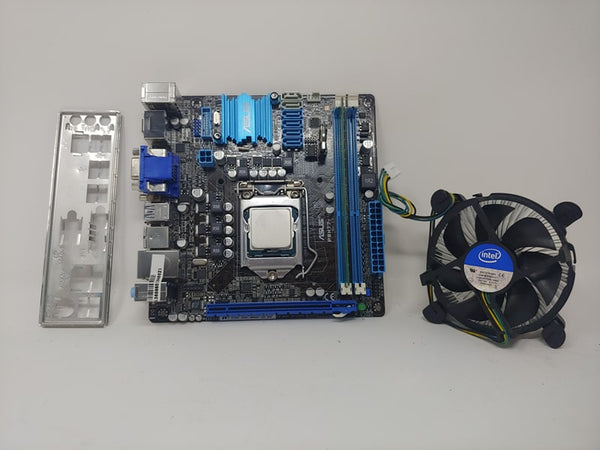 Asus P8H77-I with i3-3220