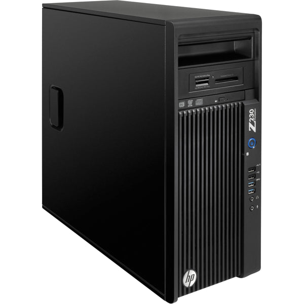 HP Z230 Workstation MT (i5-4590)