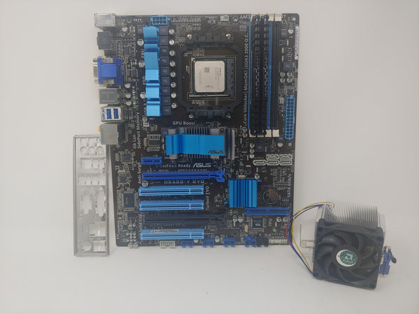 Asus M5A88-V Evo with AMD FX 6100