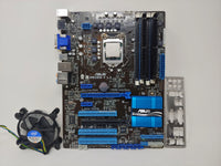 Asus P8Z68-V LX with i7-2600