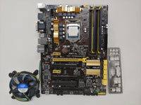 Asus Z87-A with i7 4770k