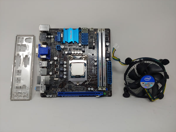 Asus P8H77 with i3-3220