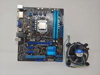 Asus P8H61-M with i3-2120