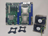 Supermicro X9DRI-F with dual Xeon E5-2620