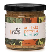 Load image into Gallery viewer, The Gracious Gourmet - Artichoke Parmesan Tapenade