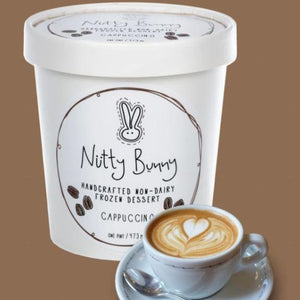 Nutty Bunny - Cappuccino