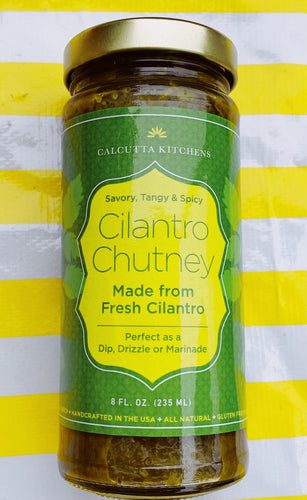 Calcutta Kitchens - Cilantro Chutney