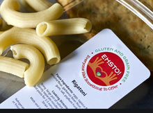 Load image into Gallery viewer, EHSTO! Artisan Gluten & Grain - Elbow Pasta