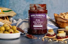 Load image into Gallery viewer, The Cheese Guy - Fig Swiss Preserve