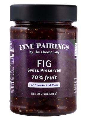 The Cheese Guy - Fig Swiss Preserve