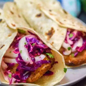 Mason Jar Exchange - Cod Fish Tacos
