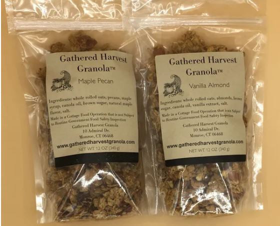 Gathered Harvest Granola - Maple Pecan