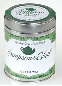 Simpson & Vail - Gunpowder - Organic Green Tea