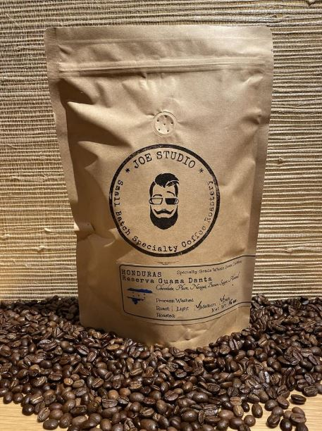 Joe Studio - 5 lb. Bag -  Honduras Reserva Guama Danta - Medium Roast