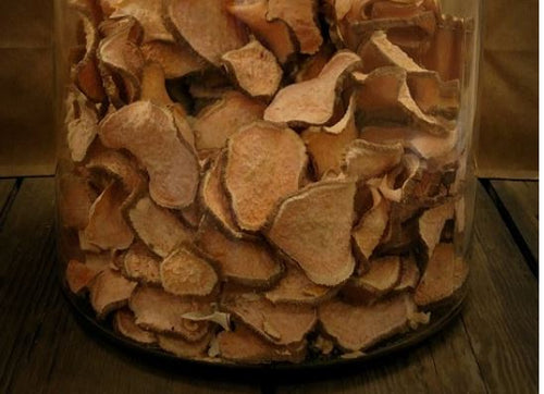 "Pet Wants  - House-Made Sweet ""PAWtato"" Chips"