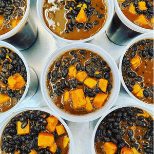 Carrot Top Kitchens - Sweet Potato Black Bean Chili