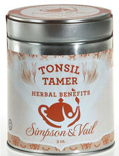 Load image into Gallery viewer, Simpson & Vail - Herbal Benefits Tisane- Tonsil Tamer