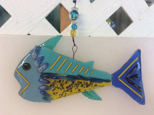 T~n~T Marine Glass Fusion - Tropical Fish