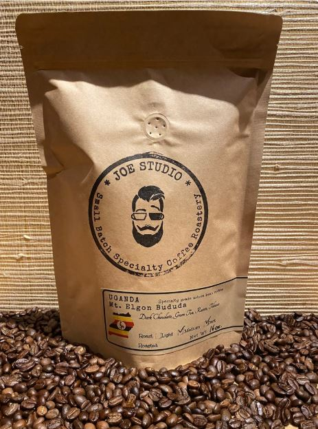 Joe Studio - 5 lb. Bag - Uganda Mt. Elgon Bududa - Dark Roast