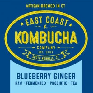East Coast Kombucha - 64 oz. Growler