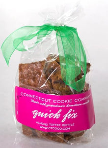 CT Cookie Company - Quick Fix Brittle 6 oz.