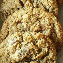 Load image into Gallery viewer, Cloudy Lane Bakery - Gluten/Grain/Soy/Lactose Free - Butter Pecan cookies