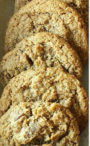 Cloudy Lane Bakery - Gluten/Grain/Soy/Lactose Free - Maple Pecan cookies