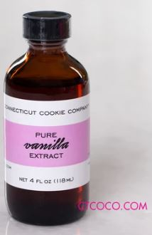 CT Cookie Company - Vanilla Extract 4 oz.