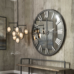 Amelie Wall Clock - NicheDecor